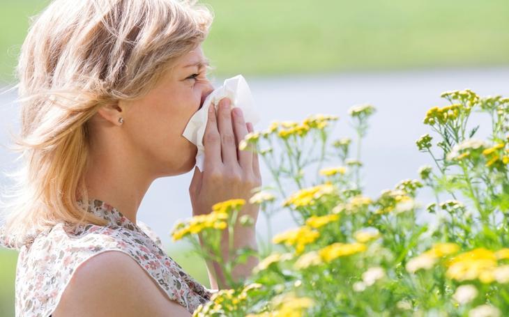 Аллергия – одна из причин отечности ног