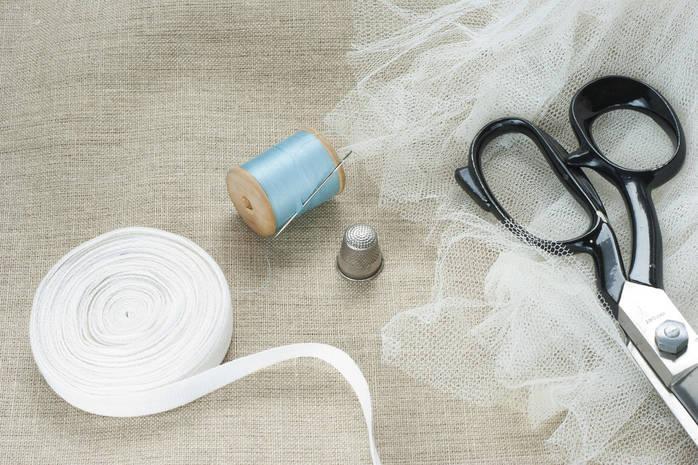 Азбука рукодельницы: что можно сделать из старого тюля