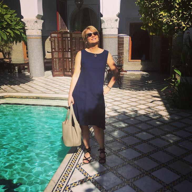 летние платье фото 13