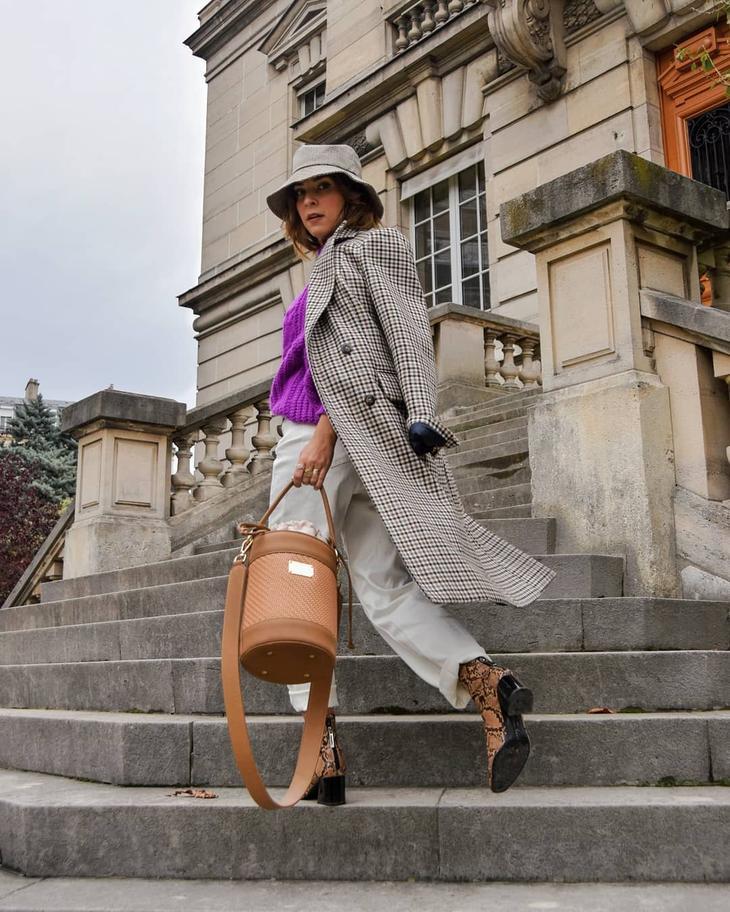 модные луки зимы 2020 для женщин 40-50 лет фото 15