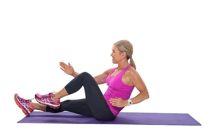 упражнения для сжигания жира
