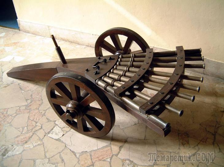 Леонардо да Винчи: величайшие изобретения
