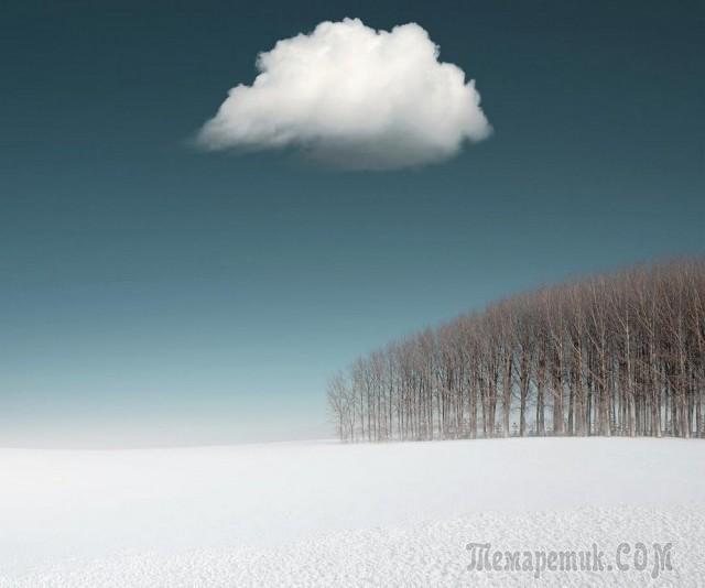 Эфемерные фотографии победителя конкурса Hasselblad Masters Award в категории «Пейзаж»