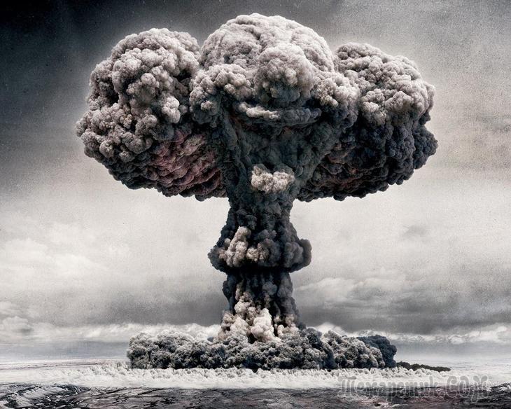 Как один солдат водородную бомбу изобрел