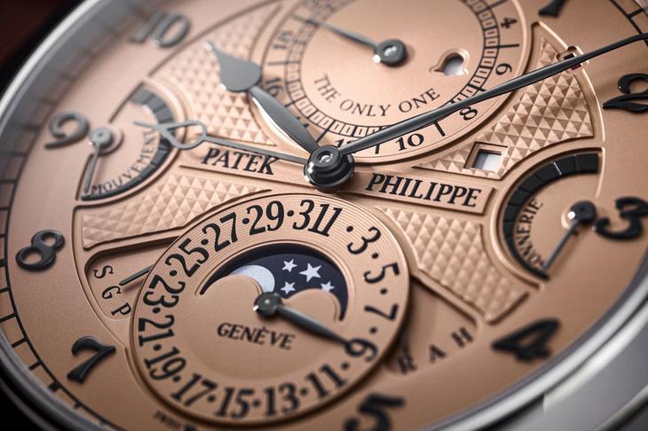 Patek Philippe – вновь самые дорогие часы в мире - Ведомости
