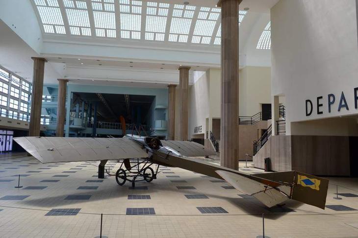 Французский аэроплан Депердюссен Тип В был весьма популярен накануне I мировой войны. Многочисленные его экземпляры были как в частном владении, так и в военной авиации многих стран, в том числе и в России