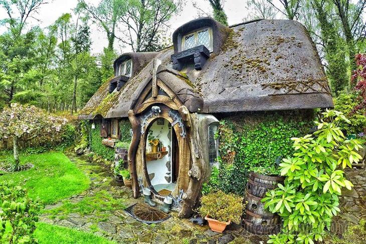 Дом Хоббитов в Шотландии