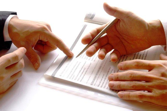 Договор задатка при покупке дома с земельным участком: образец