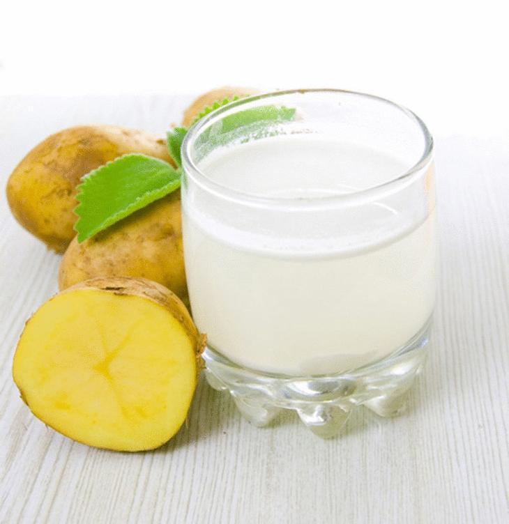 Картофельный сок для похудения – отзывы