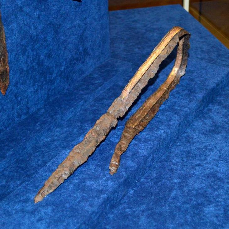 Древнерусская сабля: оружие с заделом для модернизации