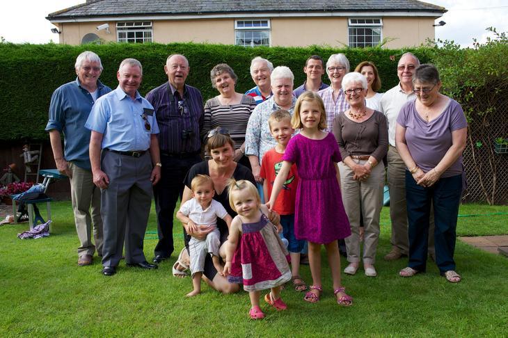 Великобритания. Семейные традиции разных народов