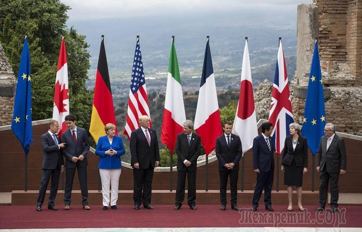 Сначала отпустите Бутину и Бута: Москва ответила G7