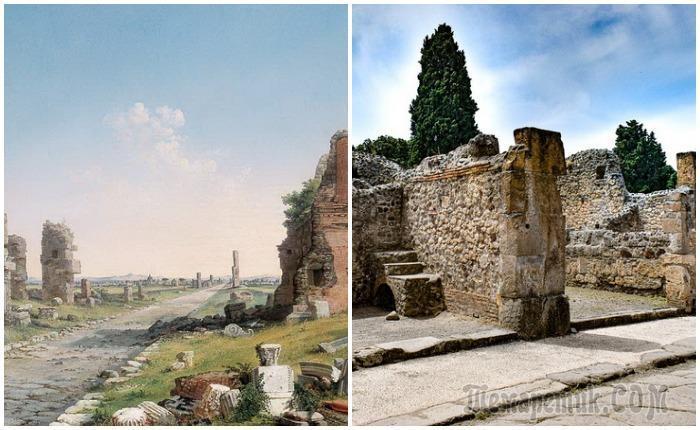 Феномен римских дорог: Как они смогли сохраниться более 2000 лет