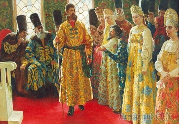 Через что проходили девушки, чтобы стать невестой царя: вся правда