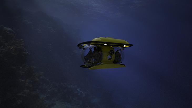 Подводная лодка U-Boat Worx / © uboatworx.com