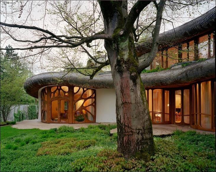 сказочный дом в Германии за 23 миллиона долларов