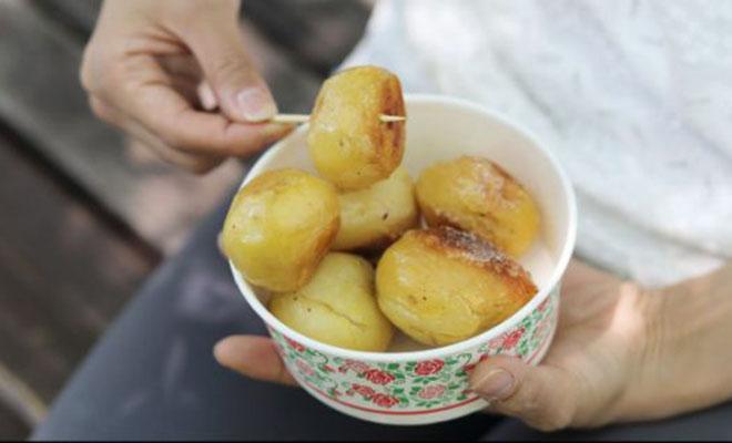 Мужчина неделю ел только картошку, а потом сравнил разницу до и после
