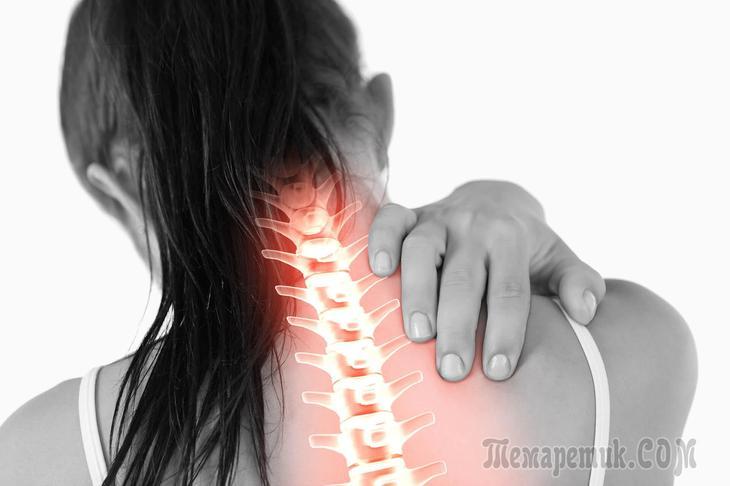 Остеохондроз шейного отдела позвоночника симптомы и как лечить