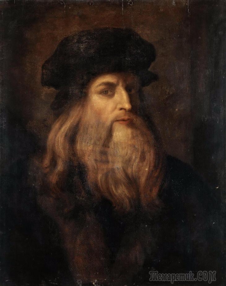 Живопись Леонардо да Винчи