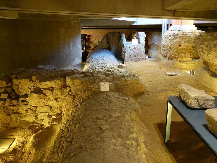 Музей Форума Цезараугусты