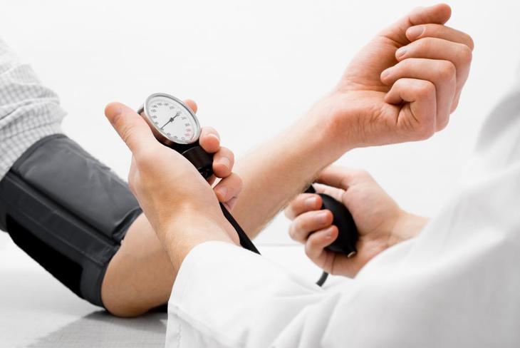 Измерение давления: гипертония