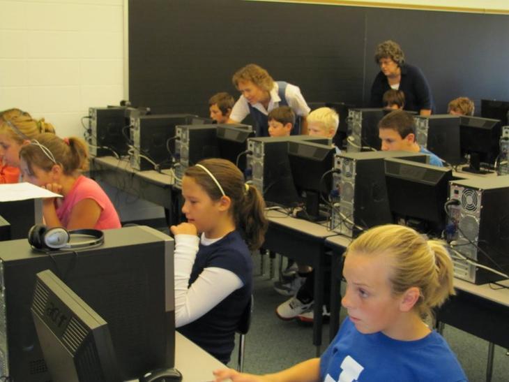 Израиль: теория и практика кибервойн дети, уроки, школа
