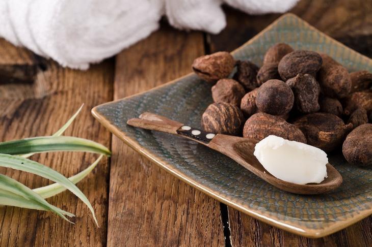 4. Масло ши — элитное средство для кожи