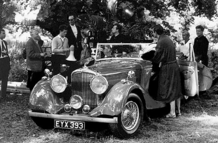 1963 год, From Russia with Love: Bentley 4¼ Litre