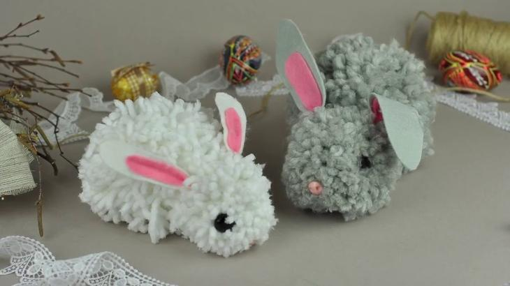 Готовые кролики