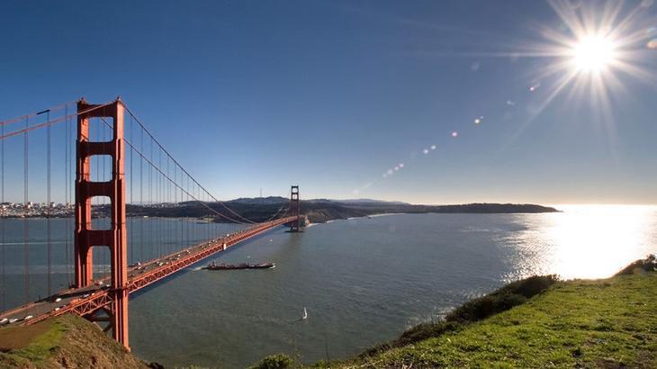 Золотые Ворота, Сан-Франциско виды, города, история, факты, фото