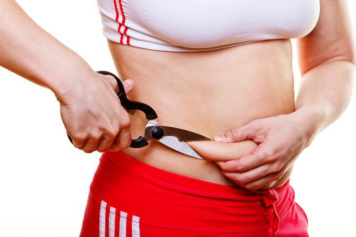 12 способов подтянуть кожу после похудения