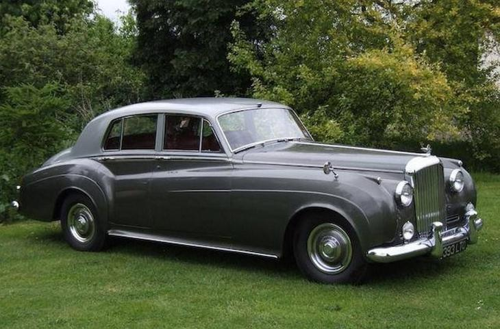 1960-е годы: Bentley S2 Saloon