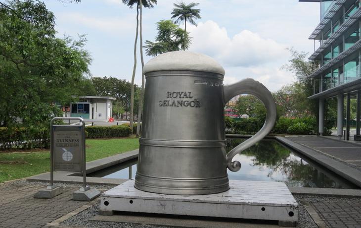 Самостоятельная, экскурсия, центр, Куала, Лумпур, куалалумпур, Джамек, музей, рынок, мечеть, Чайнатаун