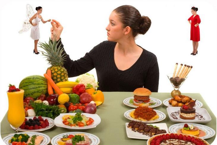 Похудеть за неделю на 5 килограмм