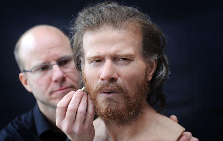 Шведский археолог показал, как на самом деле выглядели люди, жившие тысячи лет назад