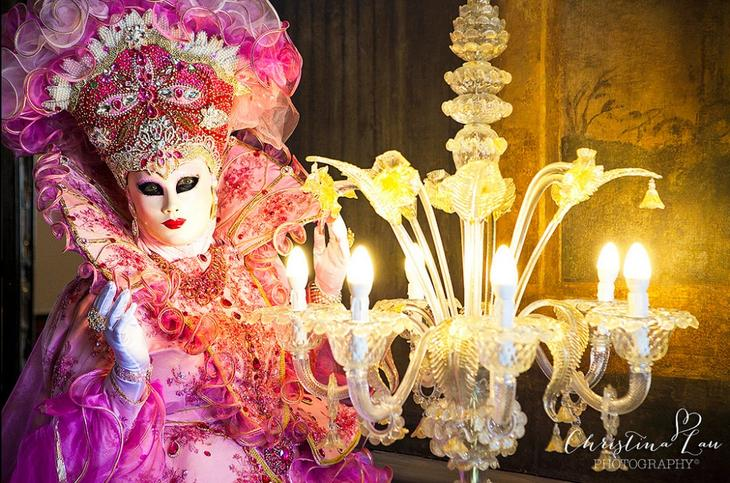 Venetsianskiy karnaval foto 16