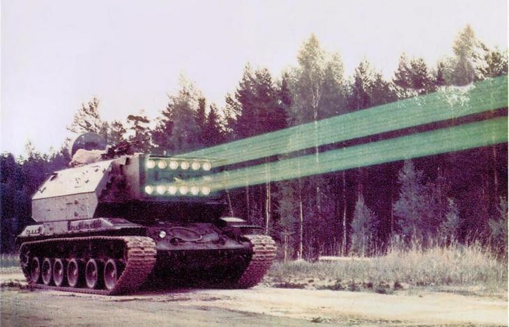Будущее уже здесь: реальное лазерное оружие США и России будущее, лазерное оружие, лазеры, оружие