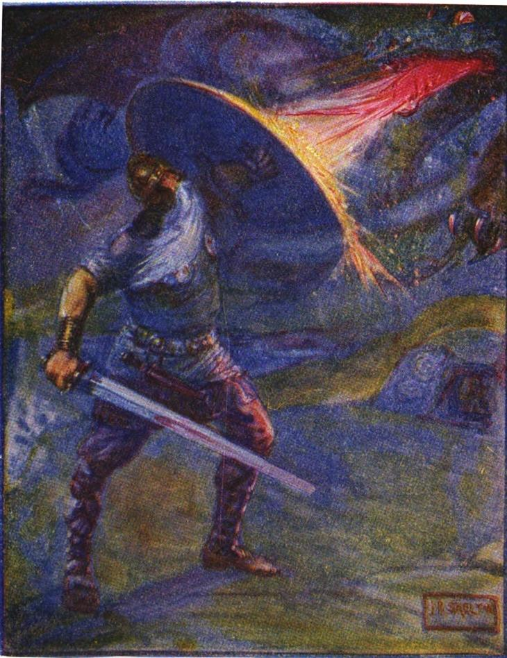 religion and religious beliefs in beowulf