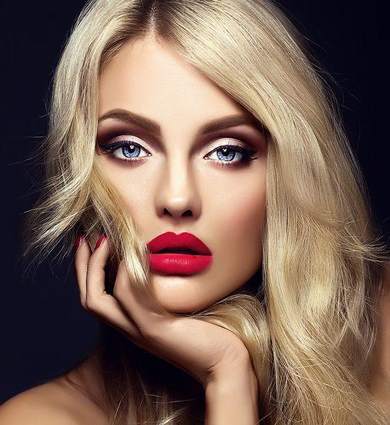 Как сделать очень красивый макияж