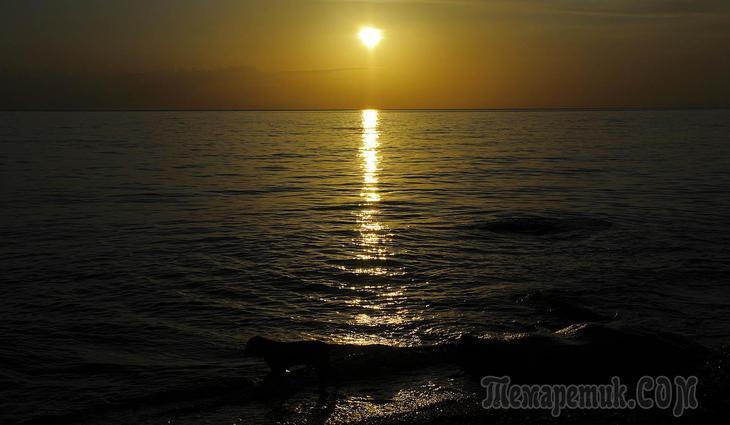 Крым от заката до заката. Береговое