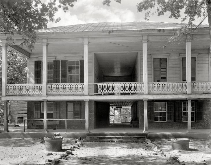 Дом в Джорджии, 1944 год. жара, история, кондиционер