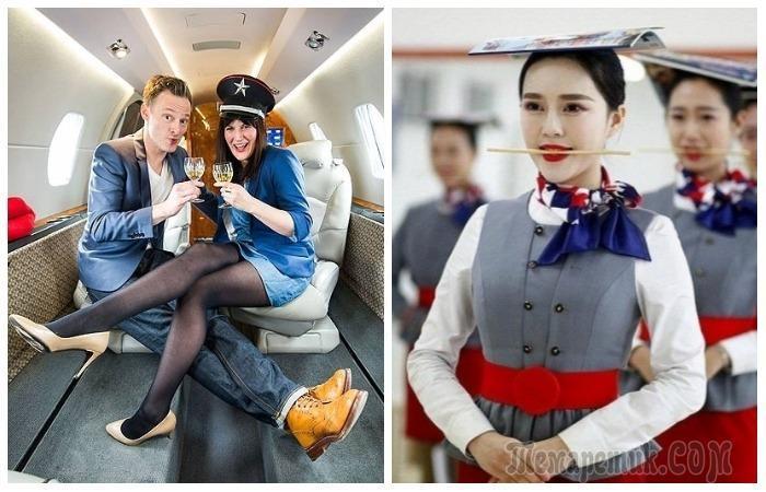 12 скверных секретов стюардесс, которые им запрещают раскрывать авиакомпании