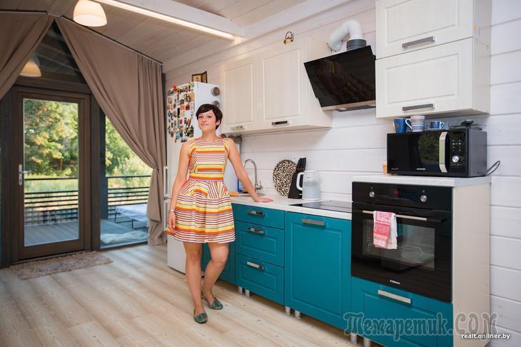 Продав квартиру в Минске, пара переехала в модульный дом и делится первыми впечатлениями