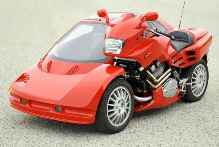 5 мотоциклов с коляской, посмотрев на которые, захочется получить такой и для себя
