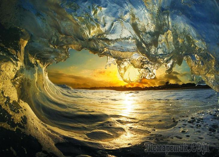 Море и волны в фотографиях