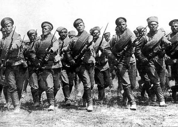 Как воевали русские: Атака мертвецов
