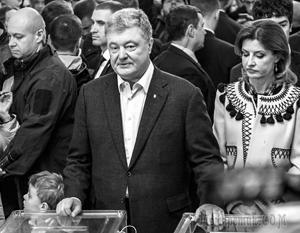 Американские СМИ назвали причину поражения Порошенко