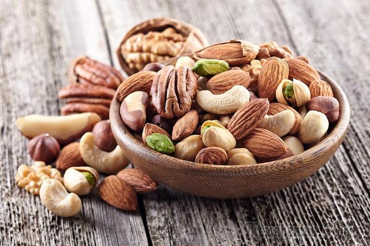 Клад в скорлупе – чем полезны орехи для организма человека