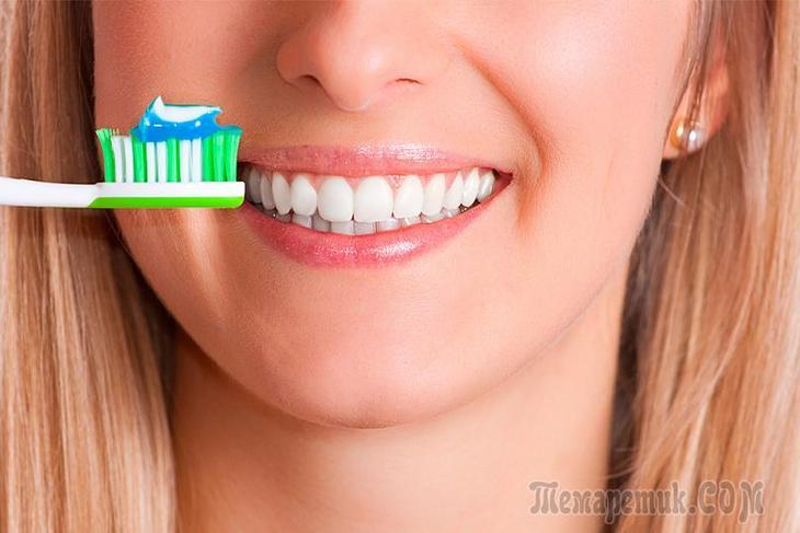 Зубная паста при пришеечном кариесе — Болезни полости рта