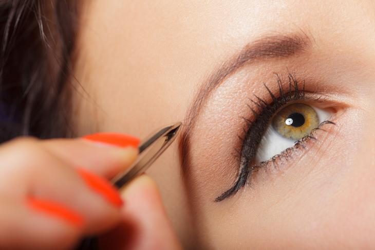 9. Правильно удаляйте лишние волоски